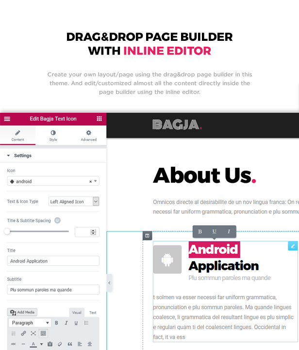 bagja - responsive multi concept & one page portfolio theme (portfolio) Bagja – Responsive Multi Concept & One Page Portfolio Theme (Portfolio) bagja demo7